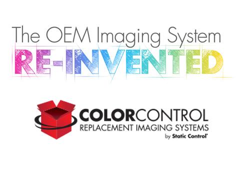 Color Control, il nuovo sistema completo per la rigenerazione delle cartucce colori di Static Control