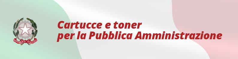 cartucce stampanti pubblica amministrazione